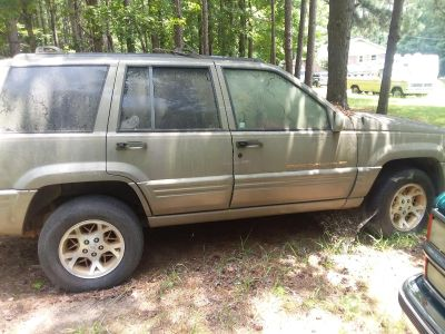 97 jeep grand Cherokee limited