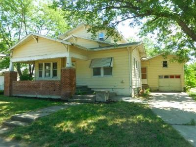 3 Bed 2 Bath Foreclosure Property in Abilene, KS 67410 - N Kuney St