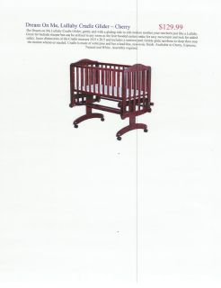 $50, Baby Furniture