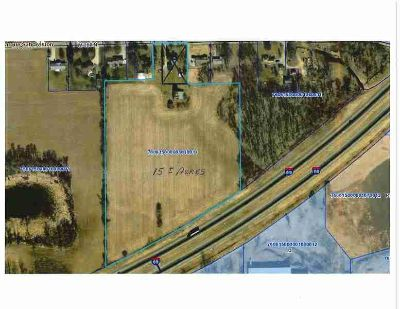 Tbd W 200 N Angola, Approximately 15 acres with frontage on