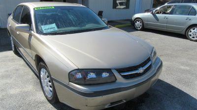 2005 Chevrolet Impala Base (Tan)