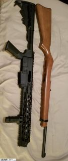 For Sale: ruger 10/22 parts
