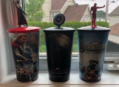 Avengers Movie Cup Collection