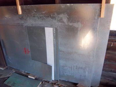 Galvanized Steel Sheet Metal 4ft X 10ft 22GA