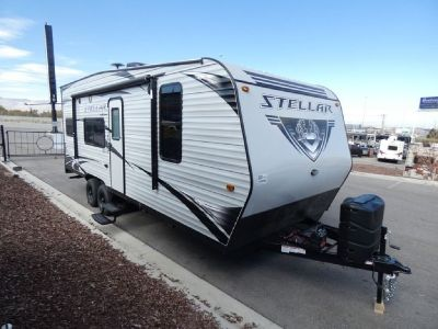 2019 Eclipse Stellar Limited 21FS-LE Toy Hauler Travel Trailer