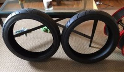 Fat Bike Tires/Rims/Tubes