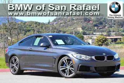 Used 2016 BMW 4 Series 2dr Cpe RWD