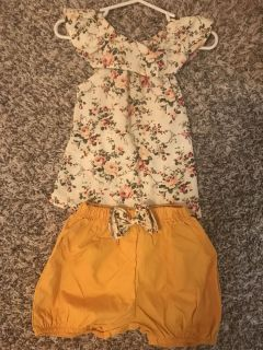12m spring outfit