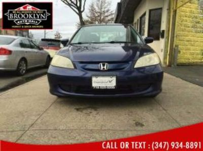2005 Honda Civic Hybrid Hybrid (Eternal Blue Pearl)
