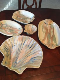 Serving dishes/platters