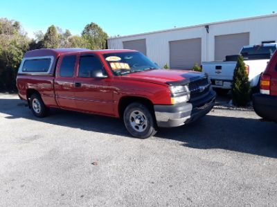2003 Chevrolet Silverado and other C/K 1500