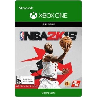 Xbox One NBA 2K18 (Email Delivery)