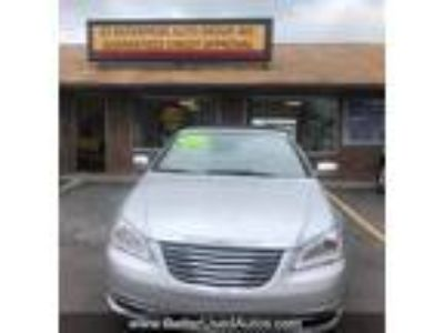 Used 2012 CHRYSLER 200 For Sale