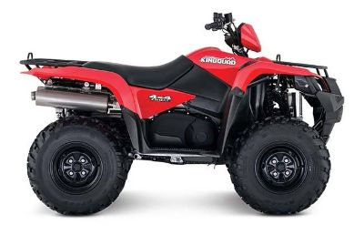 2018 Suzuki KingQuad 750AXi Power Steering ATV Utility Greenville, NC