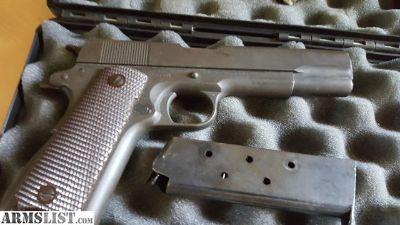 For Sale: 1941 1911 A1 Colt