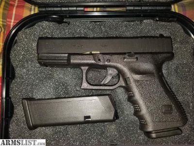 For Sale: Glock 19 Gen3