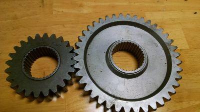 SCS quick change gear set
