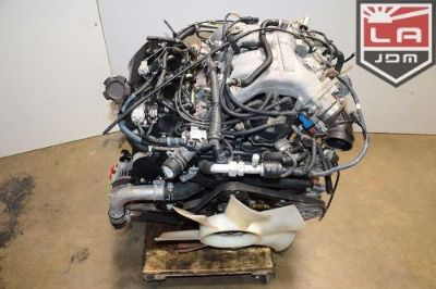 Purchase JDM 96-00 NISSAN PATHFINDER 99-04 FRONTIER 3.3L SOHC VG33 ENGINE JDM VG33 V6 motorcycle in Wilmington, California, United States, for US $949.99