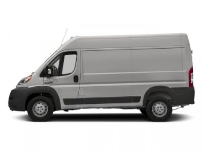 2018 RAM ProMaster 1500 1500 136 WB (Bright Silver Metallic Clearcoat)