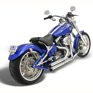 Buy Bassani Manufacturing Pro-Street Exhaust Turn-Out Chrome (1S24D) motorcycle in Holland, Michigan, United States, for US $520.00