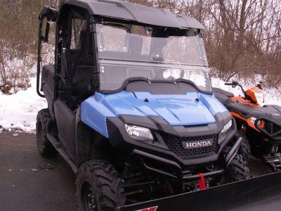 2016 Honda Pioneer 700-4 Utility SxS Utility Vehicles Hermitage, PA