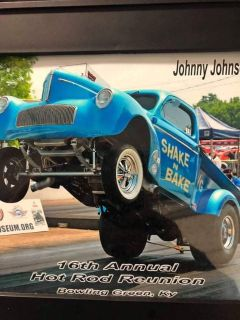 1941 Willys gasser for sale will consider partial trade