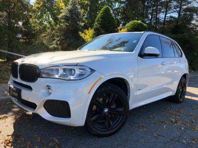 2015 BMW X5 AWD 4dr xDrive35i (Mineral White Metallic)
