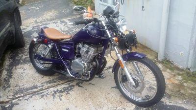 1987 Honda REBEL (CMX250C)