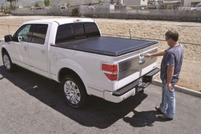 Buy BAK Industries 162328 BAKFlip VP Hard Folding Truck Bed Cover Fits 15-16 F-150 motorcycle in Chanhassen, Minnesota, United States, for US $1,013.50