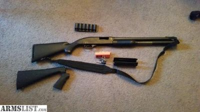 For Sale: Winchester 1300 + accessories
