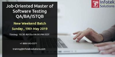 JOB ORIENTED SOFTWARE TESTING QA/BA/ISTQB New Weekend Batch