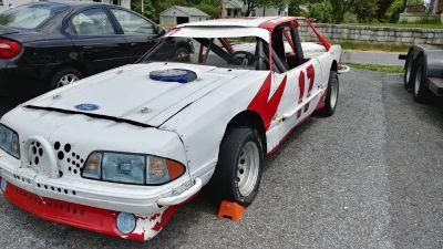 Mustang Pro 4/Mini Stock