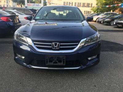 2014 Honda Accord LX (Obsidian Blue Pearl)