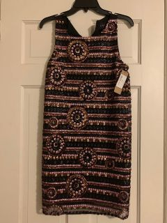 NWT Lizard Thicket Sequin Dress