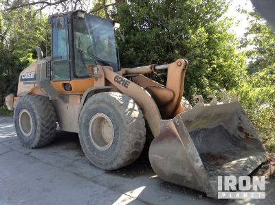 2007 Case 621E Wheel Loader