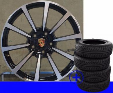 "Find 20"" Rims Fit Porsche Cayenne Turbo S GTS Spyder Wheels Q7 Touareg Rims/ Tires motorcycle in El Centro, California, United States, for US $1,277.00"