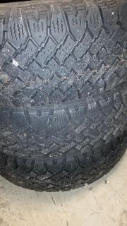 3 Winter tires in great condition
