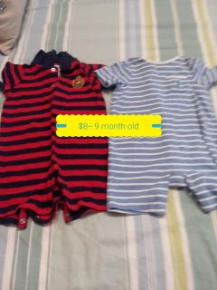 9 month old jumpers