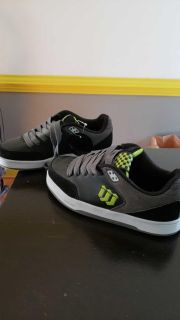 NEW (with tags) Size 4 Boy Sneakers