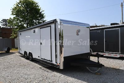 24' Aluminum Race Car Trailer - 11554