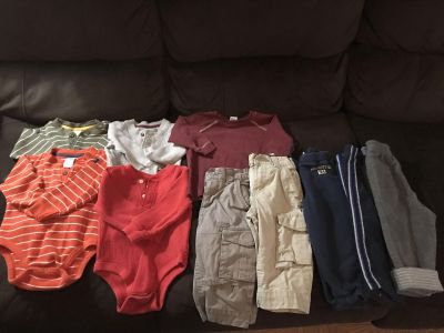 10 Piece Old Navy Lot - Size 12-18 months