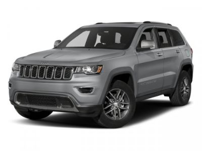 2018 Jeep Grand Cherokee Limited (Bright White Clearcoat)