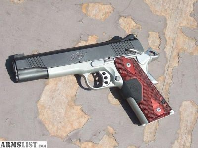 For Trade: Kimber Custom Crimson Carry II