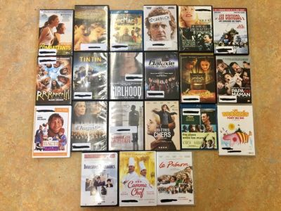 French films (DVD s)