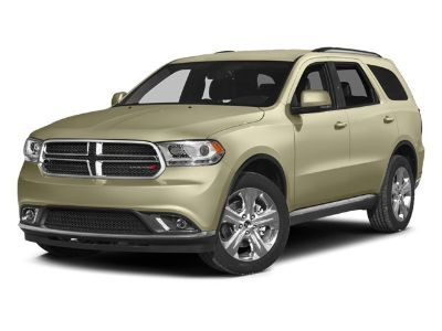 2014 Dodge Durango Crew (Granite Crystal Metallic Clearcoat)