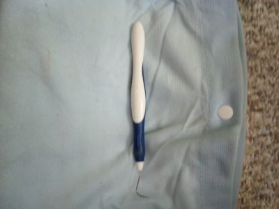 Tooth cleaning tool