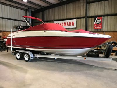 2008 Monterey 254FS Runabouts Boats Newberry, SC