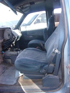 1992 Chevrolet Suburban Front Seats (PARTING OUT)
