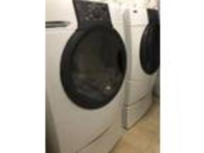 Kenmore Elite HE3T Washer and Gas Dryer