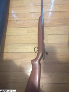 For Sale: I had inherited my grandpa's 22lr Remington target master.